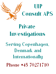 UIP Consult ApS Private Investigators