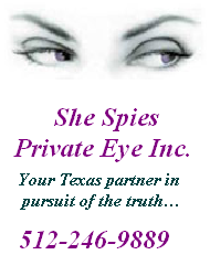 She Spies Private Eye, Inc.