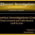 Discreet Investigations