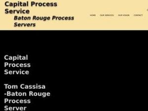 BATON ROUGE PROCESS SERVER - Tom Cassisa