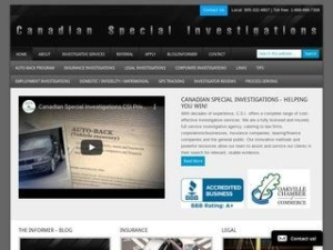 Canadian Special Investigations (CSI)
