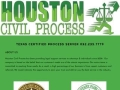 Houston Civil Process